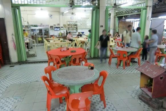 マレーシア クアラルンプール「Soo Kee Restaurant ソーキー」店内
