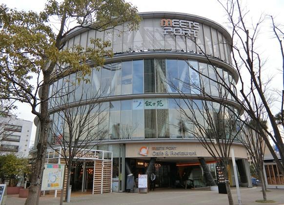 東京ドームシティミーツポート