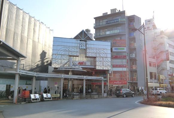 武蔵小山駅前 ショッピングアーケード パルム
