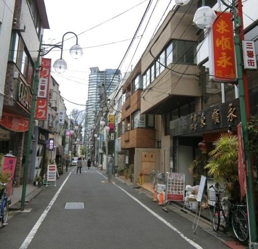 新宿三丁目 三番街